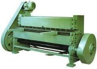 Motorised Guillotine Shears