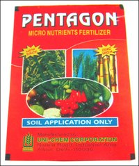 Pentagon (Micro Nutrients Fertilizer)