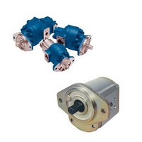 Haldex Ci Gear Pumps