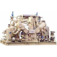 Reciprocating Process Gas Compressors