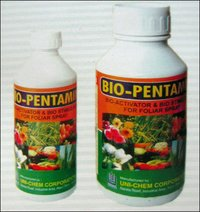 Bio Pentamin (For Foliar Spray)