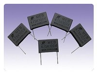 CL21 Metallized Polyester Film Capacitors