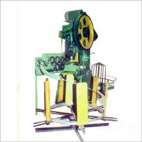 Razor Blade Barb Wire Machine