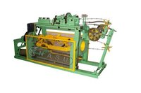 Heavy Duty Barbed Wire Making Machinery
