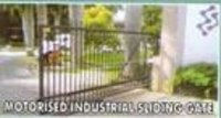 Motorised Industrial Sliding Gates