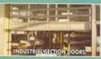 Industrial Section Doors