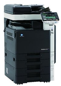 Digital Copier/Printer/Scanner