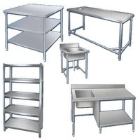 Commercial Table And Washing Equipments