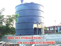 Chemical And Acid Storage Tanks