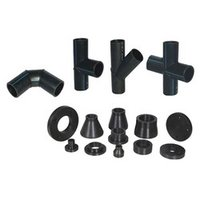 Fabricated HDPE Fittings