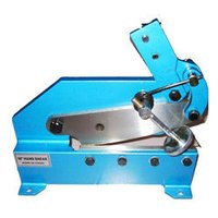Hand Shear Machine