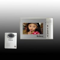 7'' Color TFT LCD Video Door Phone for Villa