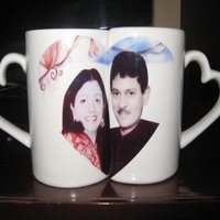 Coffee Mugs With Photo Print