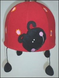 Lady Bug Lamp Shades