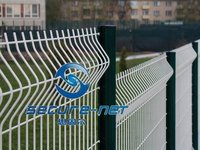 Wire Mesh Secure-Net Fence
