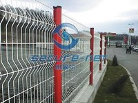 Wire Mesh Secure Fence