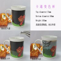 Ceramic Color Change Mugs