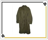 Woolen Great Coat