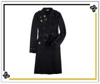 Military Woolen Coat