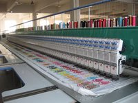 Super Multi-Head (90heads) Computerized Embroidery Machine