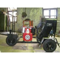 Drain Cleaning Rodding Machine
