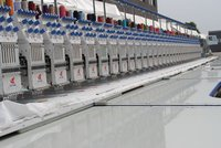 632 Super Multi-Head (90heads) Computerized Embroidery Machine
