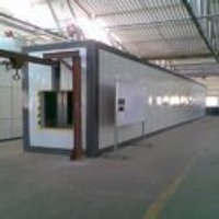 Conveyorised Drying and Curing Oven