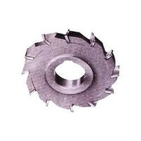 Carbide Tipped Side And Face Cutter