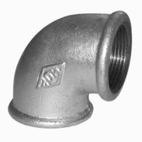 Malleable Iron Pipe Fittings-Elbow