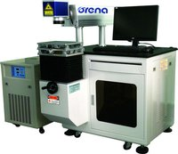 Semiconductor Side-Pumping Laser Marking