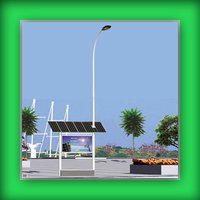 Econimical Solar LED Street Lights