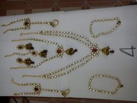 Dulhan Jewellery Set