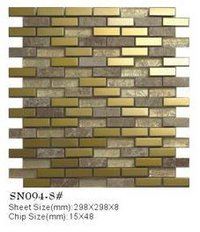 Stone Fashion Impression Series Mosaics