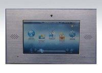 7'' Color TCP/IP Video Intercom