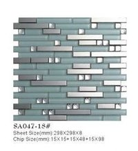 Metal Mosaic Crystal Series