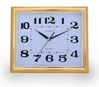 Elegant Plastic Square Clocks