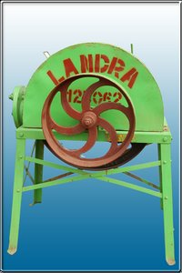Steel Geared Chaff Cutter Machine