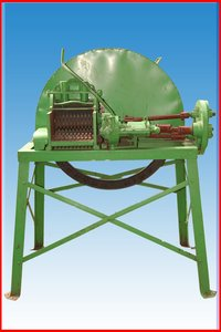 High Power Steel Geared Chaff Cutter Machine