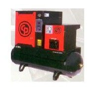 Tank Mounted Air Compressor with Dryer
