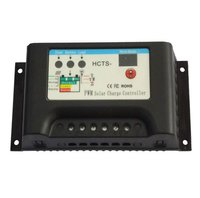 Solar Charge Controller with LED Driver 10A