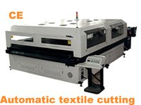 Automatic Textile Laser Cutting Machine