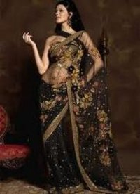 Net Sarees