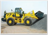 Pw57 Puzzolana Wheel Loader