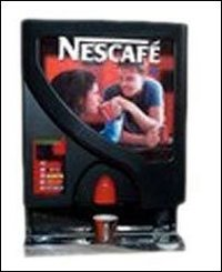 Tea And Coffee Vending Machine