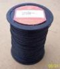Polyester Black Top Line Tape