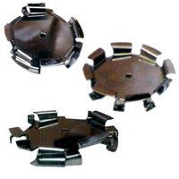 High Viscosity Material Homogenizing Impellers