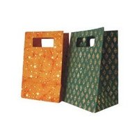 Handmade Paper Carry Bags