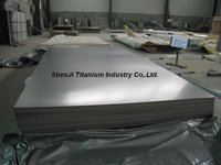 High Purity Titanium Sheet For Aircraft