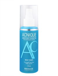 Acnique Sebum-Catching Powder Skin Toner