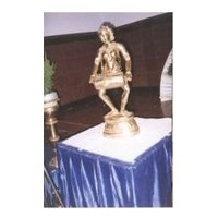 Tent Decorative Statues On Rent